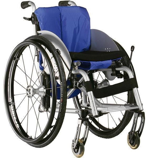 Кресло-коляска Otto Bock АВАНГАРД ТИН активного типа для детей и подростков - фото 1