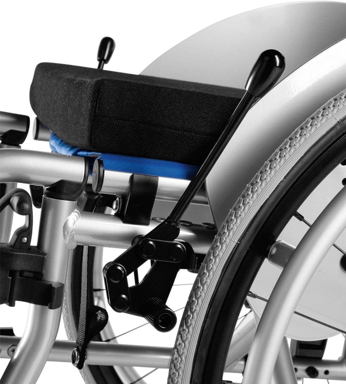 Кресло-коляска Otto Bock АВАНГАРД ТИН активного типа для детей и подростков - фото 2