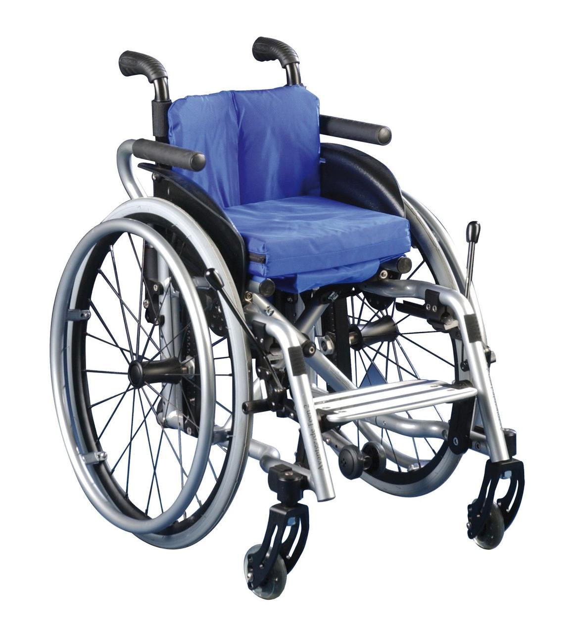 Кресло-коляска Otto Bock АВАНГАРД ТИН активного типа для детей и подростков - фото 5