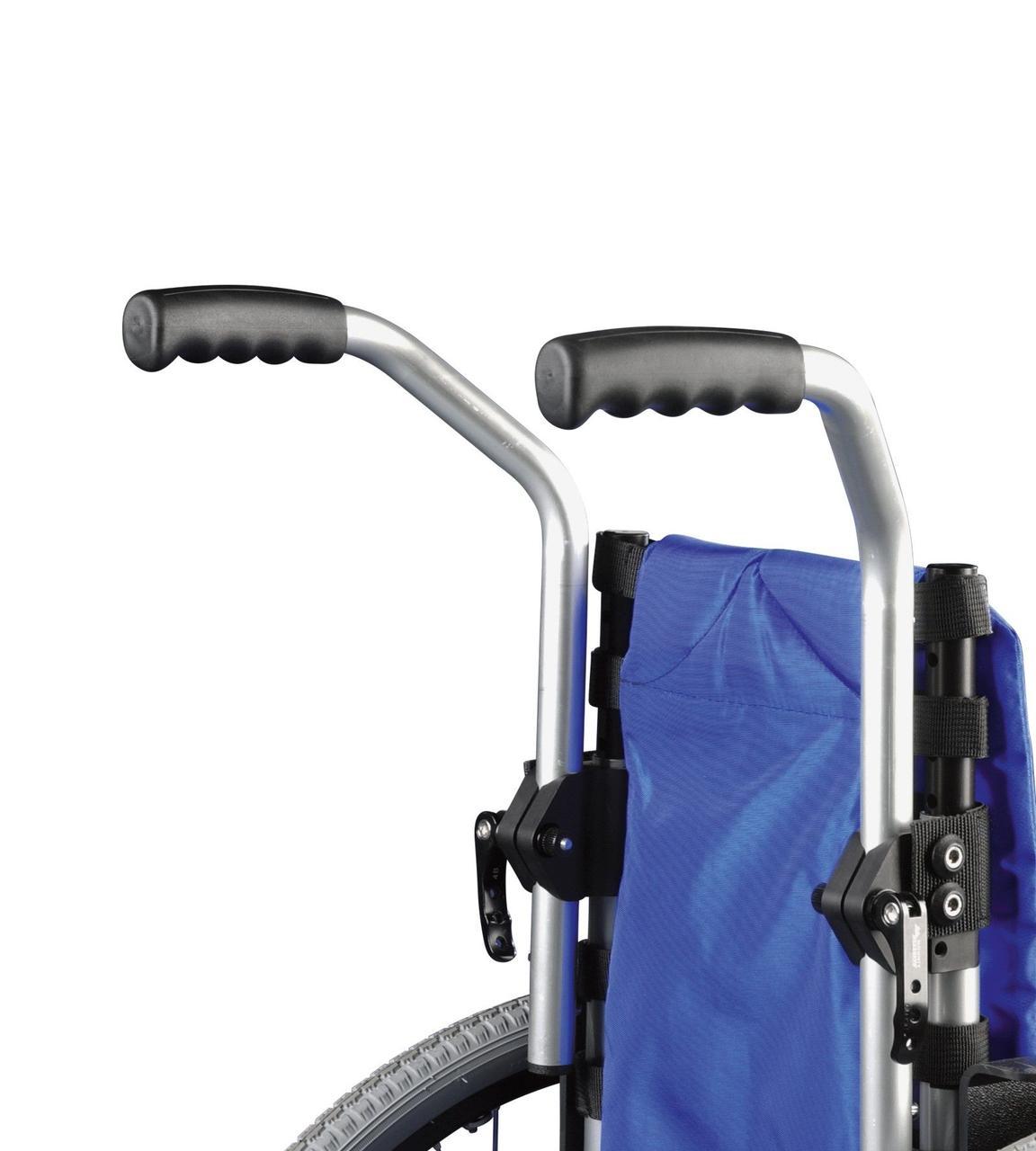 Кресло-коляска Otto Bock АВАНГАРД ТИН активного типа для детей и подростков - фото 7