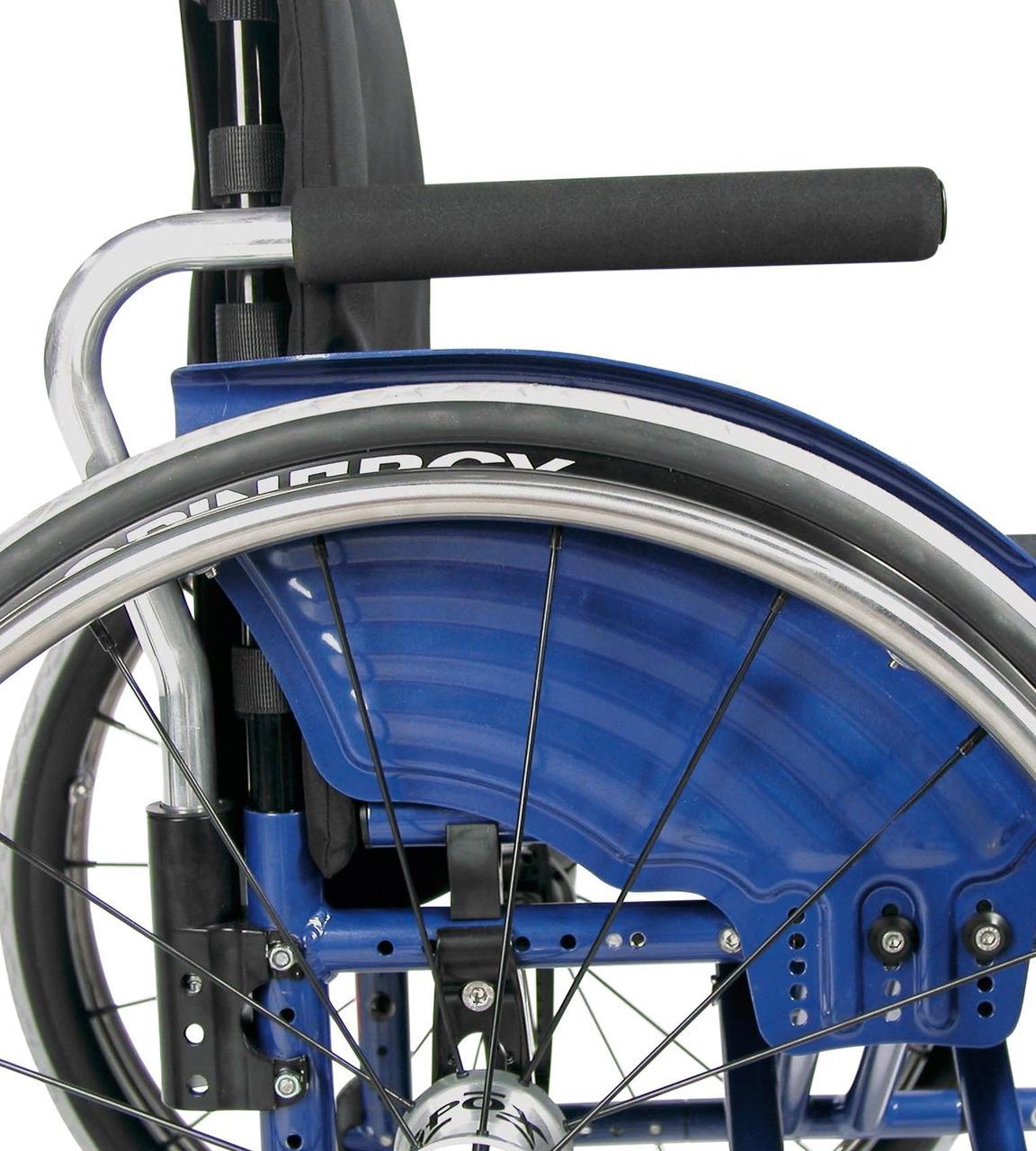 Кресло-коляска Otto Bock АВАНГАРД ТИН активного типа для детей и подростков - фото 9