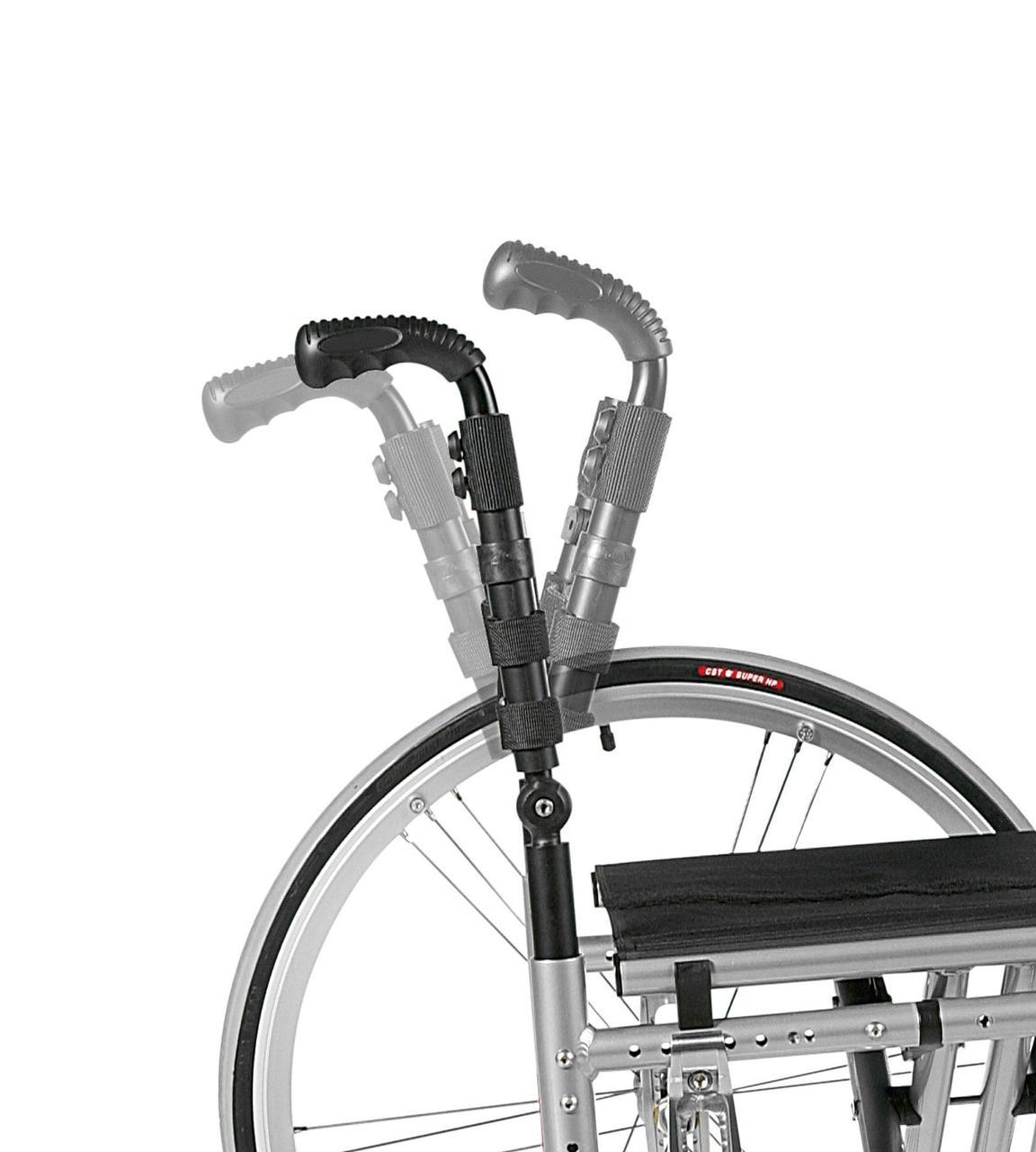 Кресло-коляска Otto Bock АВАНГАРД ТИН активного типа для детей и подростков - фото 10