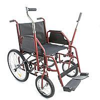 Кресло-коляска Мега-Оптим 514 AC с рычажным приводом