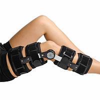 Шарнирный иммобилизирующий коленный ортез Ottobock. Genu Immobil Vario T 8066
