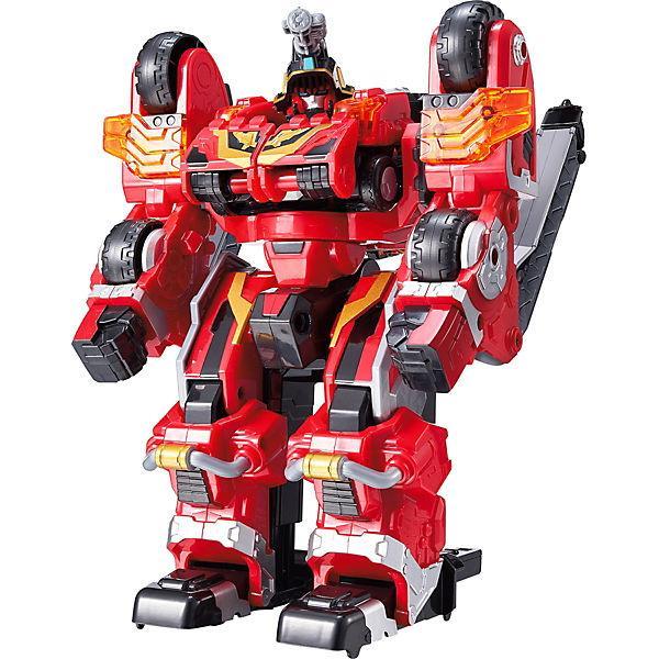 """Трансформер Young Toys """"Детективы Галактики"""" Тобот Агент Титан"""