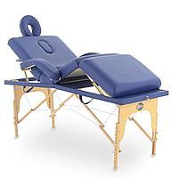 Массажный стол складной деревянный Med-Mos JF-Tapered МСТ-141 (PW4.21.10A)