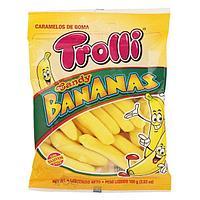 Жев. мармелад Trolli Бананы в сахаре 100 гр.