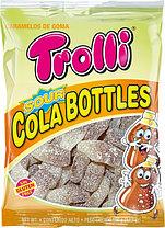 Жев. мармелад Trolli Cola Sour бутылочка колы кислая 100 гр.
