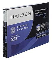 Биметаллические радиаторы HALSEN 500/100