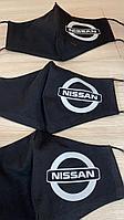 Брендирование масок с логотипом автомобилей