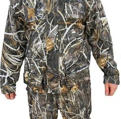 Демисезонный костюм для рыбалки и охоты