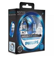 12972CVPBS2 H7 Philips ColorVision Blue Штатная галогенная лампа