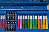 Уценка (товар с небольшим дефектом) Набор для рисования (92 предмета), фото 5