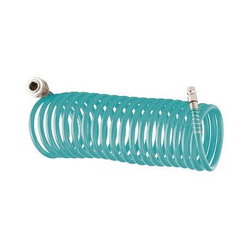 Полиуретановый спиральный шланг Stels 10 м 57007
