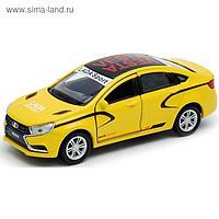 Коллекционная модель машины LADA Vesta sport, масштаб 1:34-39