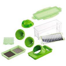 Уценка (товар с небольшим дефектом) Овощерезка Multinicer Cube, фото 3