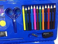 Уценка (товар с небольшим дефектом) Набор для рисования (92 предмета), фото 2