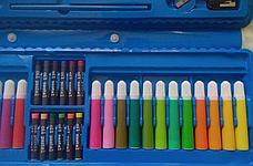 Уценка (товар с небольшим дефектом) Набор для рисования (92 предмета), фото 3
