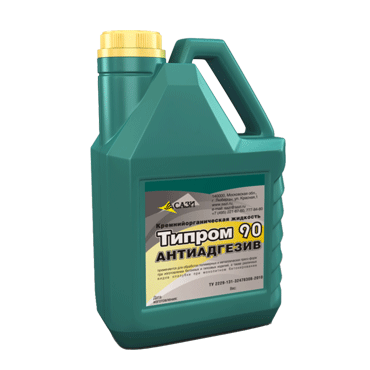Жидкость кремнийорганическая Типром 90 (Антиадгезив) 1 л СТО 131-32478306-2014