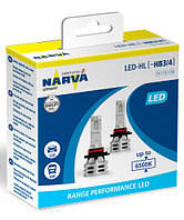 NARVA Range Performance LED HB4/ HB3, фото 1