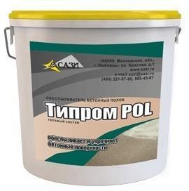 Обеспыливатель бетонных поверхностей Типром POL 1 л СТО 001-59355715-2015, фото 2