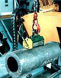 Магнитный грузозахват МахХ 150 TG, фото 4