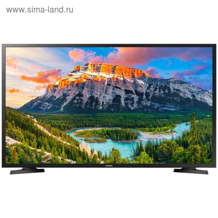 "Телевизор Samsung UE43N5000AU 43"" 1920x1080, DVB-T2/C/S2, 2xHDMI, 1xUSB чёрный - фото 1"
