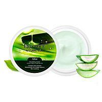 Крем для лица и тела с экстрактом сока алое Deoproce Natural Skin Aloe Nourishing Cream