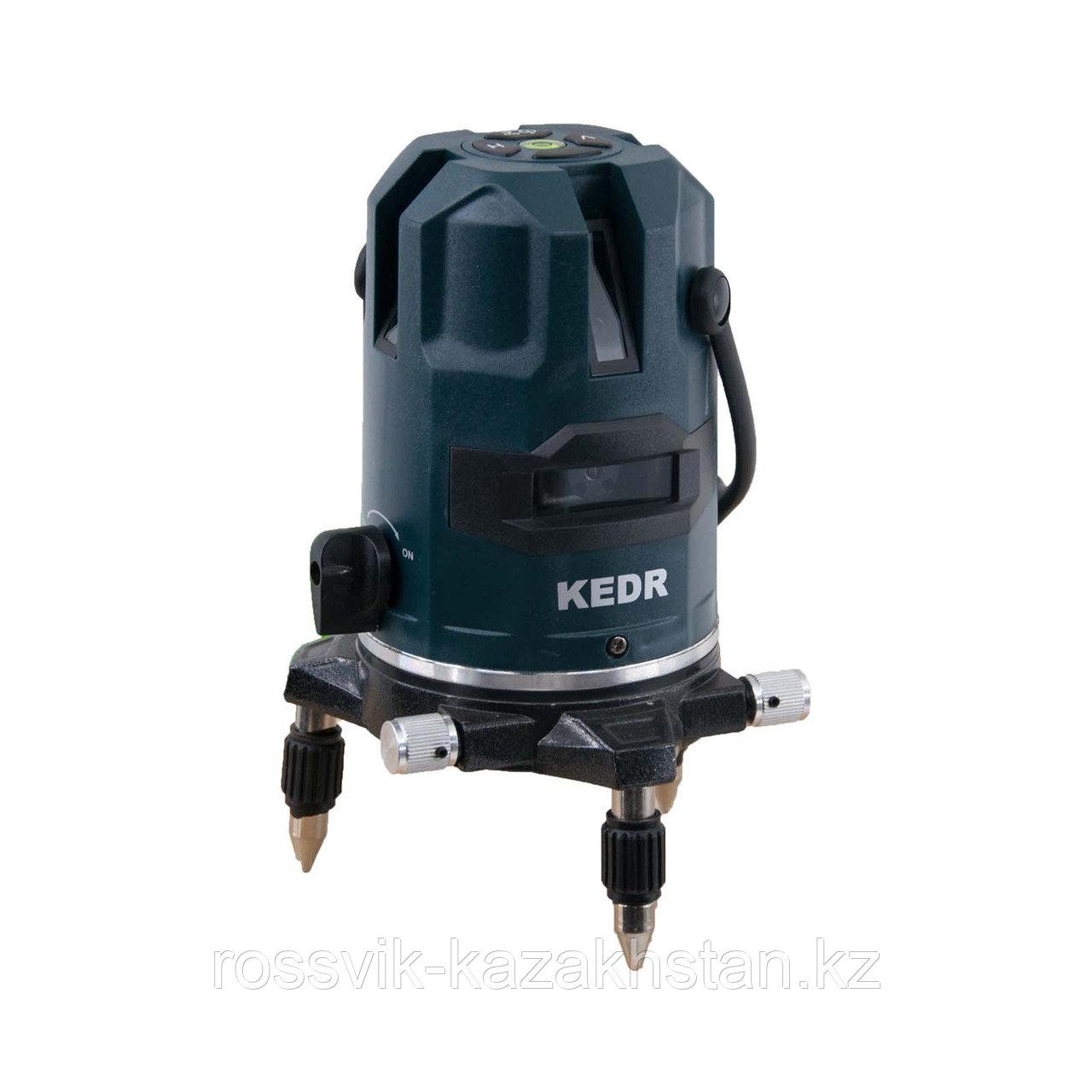 Уровень лазерный,  Кедр KLY-5K