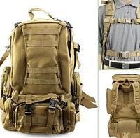 Непромокаемый тактический рюкзак