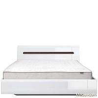 AZTECA кровать LOZ/160 BRW