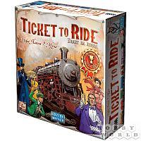 Настольная игра: Ticket to Ride: Америка, арт. 1530