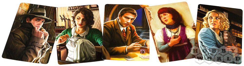 Настольная игра: Ужас Аркхэма. Карточная игра, арт. 181911 - фото 3