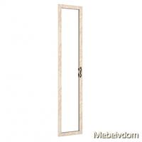 Александрия Дверь с зеркалом для шкафа-купе 125.003