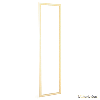 Александрия Фасад дверь распашная с зеркалом ЛД 625002
