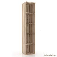 Марта Корпус шкафа одностворчатого ЛД 124.010 М