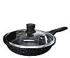 Сковородка Fissman 26см с каменным покрытием Fry Pan fn-626, фото 3