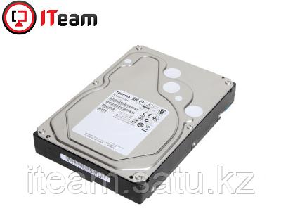 """Серверный жесткий диск Enterprise Toshiba 6TB 12G SAS 4Kn 7.2K 3.5"""""""