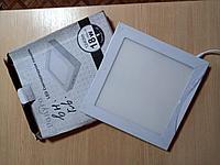 Панель светодиодная внутренняя квадратная LED 18 W