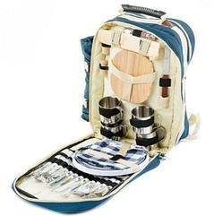 Рюкзак термо для пикника на 4 персоны