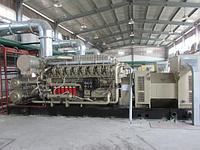 Газопоршневые электростанции от 200 КВт до 10МВт