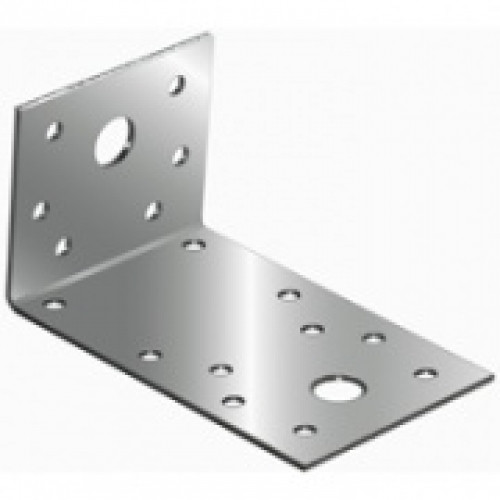 Крепежный угол ассиметричный KUAS-150 (50шт.)