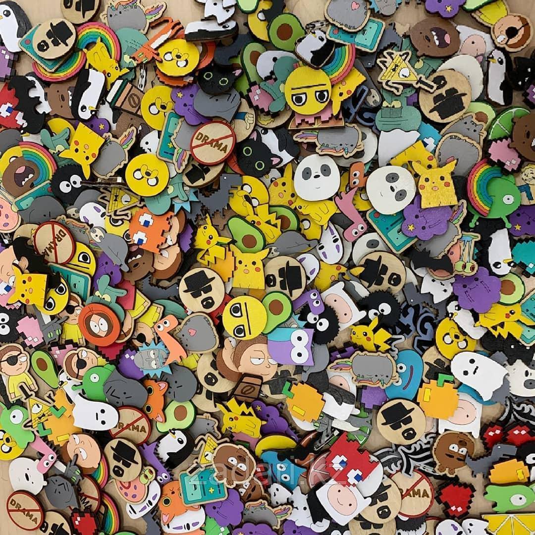 Handmade значки