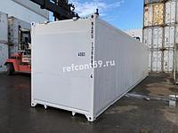 Рефконтейнер 40 футов Carrier 2007 г. №NARU1386854