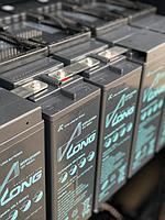 Герметичные, необслуживаемые аккумуляторы (SLA)
