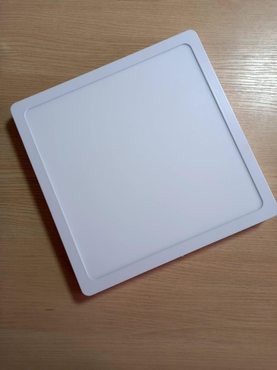 Панель светодиодная внешняя квадратная LED 18 W