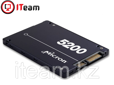 "Серверный SSD MICRON 5200 PRO 960GB 6G SATA 2.5"""