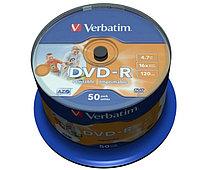 Dvd-R 4.7gb verbatim printable
