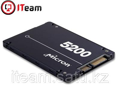 """Серверный SSD MICRON 5200 ECO 1.92TB 6G SATA 2.5"""""""