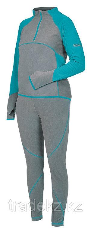 Костюм флисовый женский (термобелье) Norfin PERFORMANCE DEEP BLUE, размер M
